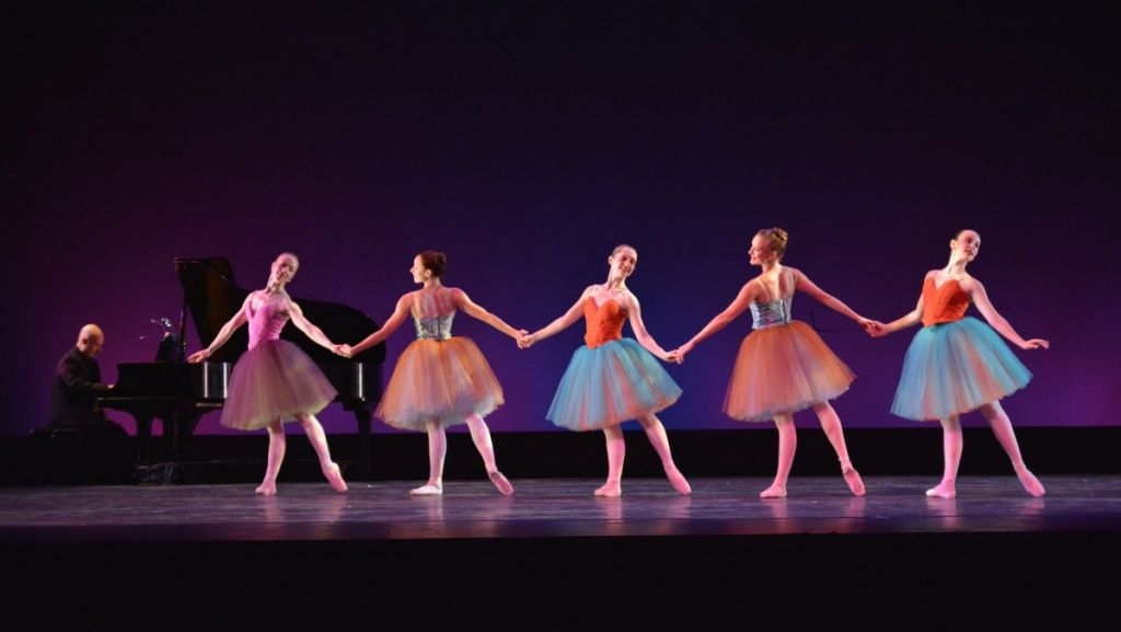 Cleveland Ballet in Dance Magazine