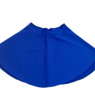 Ballet skirt / Royal Blue