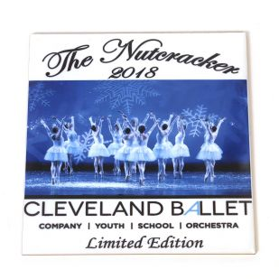 Limited Edition Tile: Snow Scene, The Nutcracker