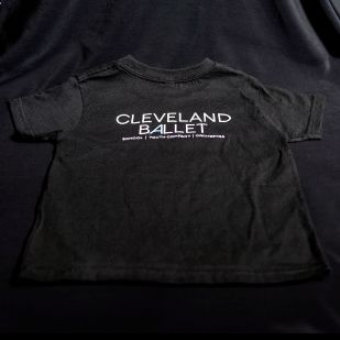 Vintage Cleveland Ballet Youth T-shirt