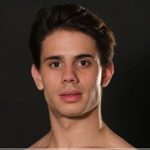 Luciano Perotto, CLEVELAND BALLET COMPANY ARTIST